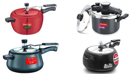 Top 10 Best Non-Stick Pressure Cookers in India 2020