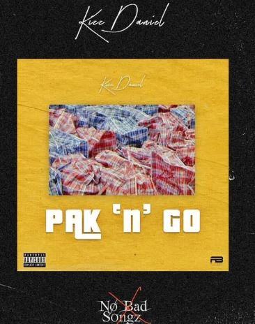 "Download Kizz Daniel – Pak ""N"" Go mp3"