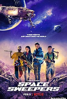 Space Sweepers 2021 Movie Dual Audio Hindi Eng 480p 720p 1080p