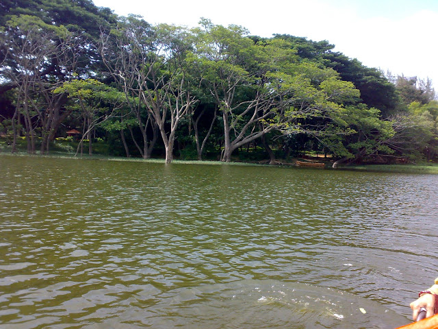 top Lakes in India Karanji Lake