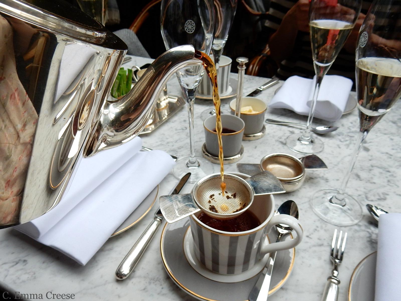 Afternoon tea dalloway terrace bloomsbury hotel a for Dalloway terrace hotel