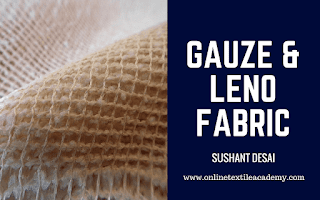 Gauze and Leno Fabric