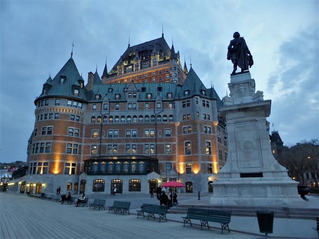 Hotel Fairmont, Quebec