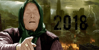 VIDEO: Predicciones De Baba Vanga Para El 2018.
