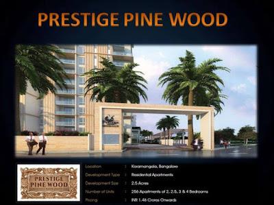 Prestige Pine Wood MasterPlan