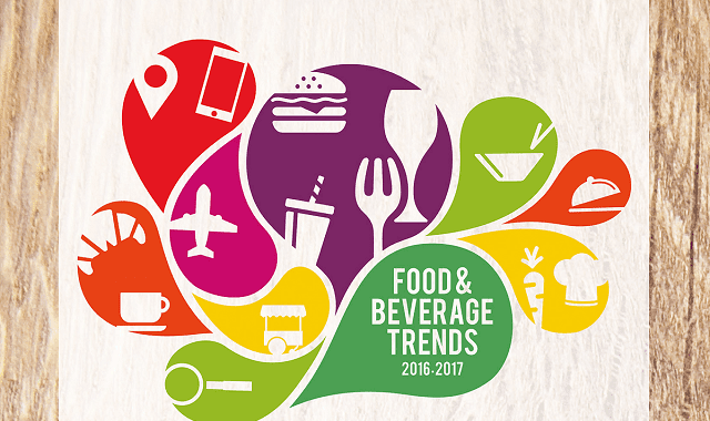 Food And Beverage Trends 2016-2017