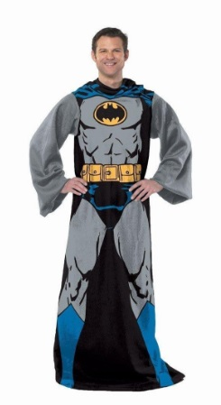Top 15 Things on my Batman Wishlist Batman snuggie
