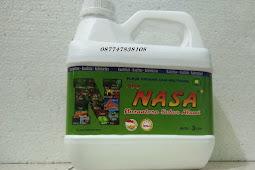 POC NASA Pupuk Organik Berkualitas