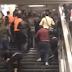 Το ξύλο της… αρκούδας στο μετρό μεταξύ οπαδών Μπεσίκτας - Νάπολι (video)