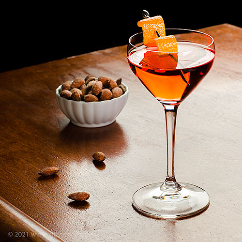 The Lucien Gaudin Cocktail