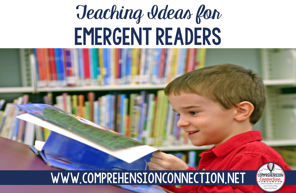 This post includes ideas for emergent and beginning readers. Check out this post ideas to meet the stages.