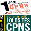 Download Ebook Lengkap Soal CPNS 2019 PDF (TWK, TIU, TKP, SKB, Tryout)