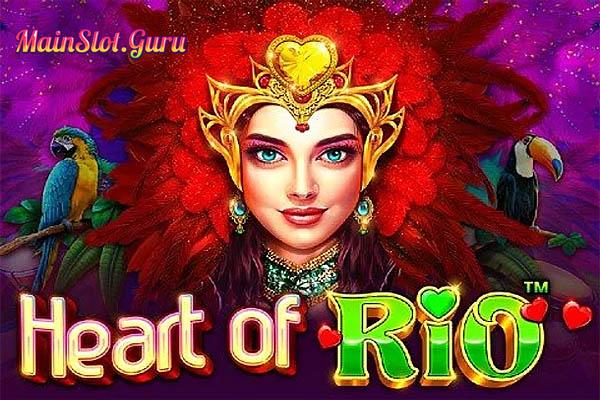Main Gratis Slot Heart of Rio Pragmatic Play