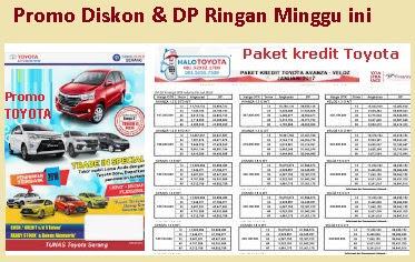 Harga Kredit Mobil Toyota Agya 2021 Brosur Promo Angsuran Dp Murah