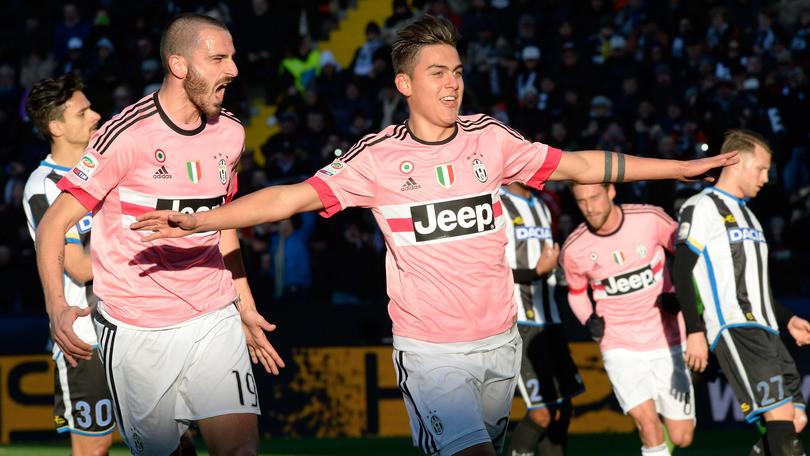Serie A Udinese-Juventus, probabili formazioni e tempo reale alle 15