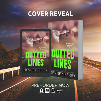 Cover Reveal: Dotted Lines (Runaway Road #5) by Devney Perry