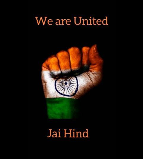 we are united jai hind