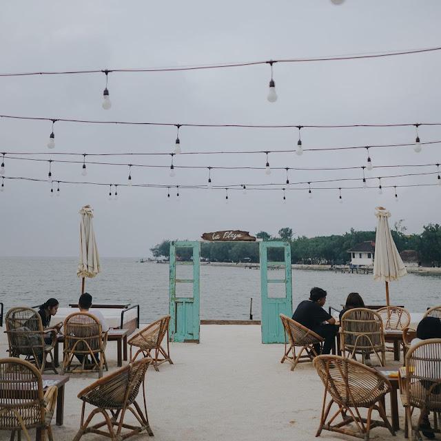 La Playa Cafe Semarang - Harga Menu, Daya Tarik, Fasilitas & Lokasi