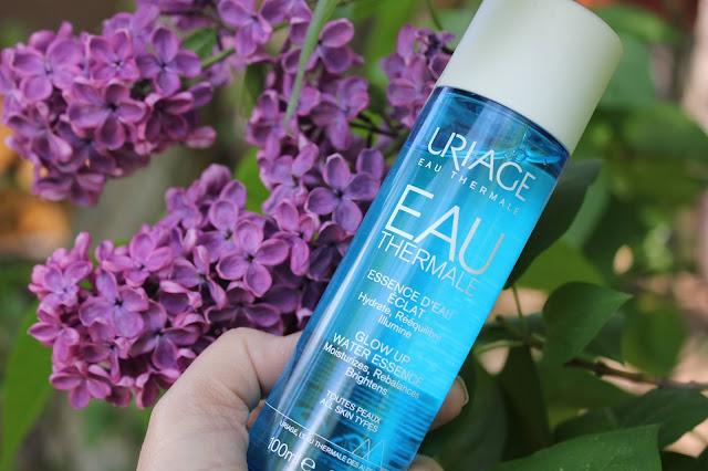 Eau Thermale увлажняющий концентрат Uriage Eau Thermale Glow Up Water Essence /обзор, отзывы