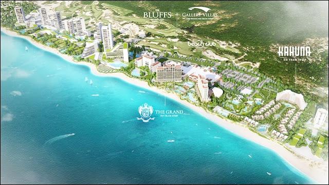 Khu phức hợp Hồ Tràm Strip Vũng Tàu
