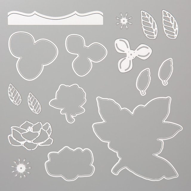 Good Morning Magnolia Memory Stampin Up