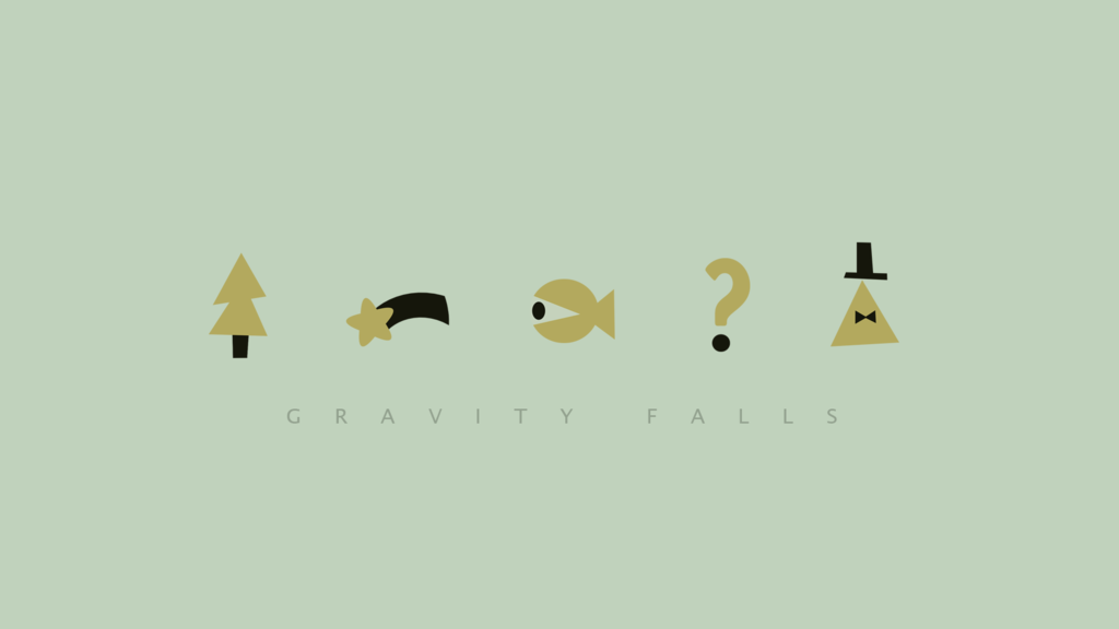 Gravity Falls Wallpapers