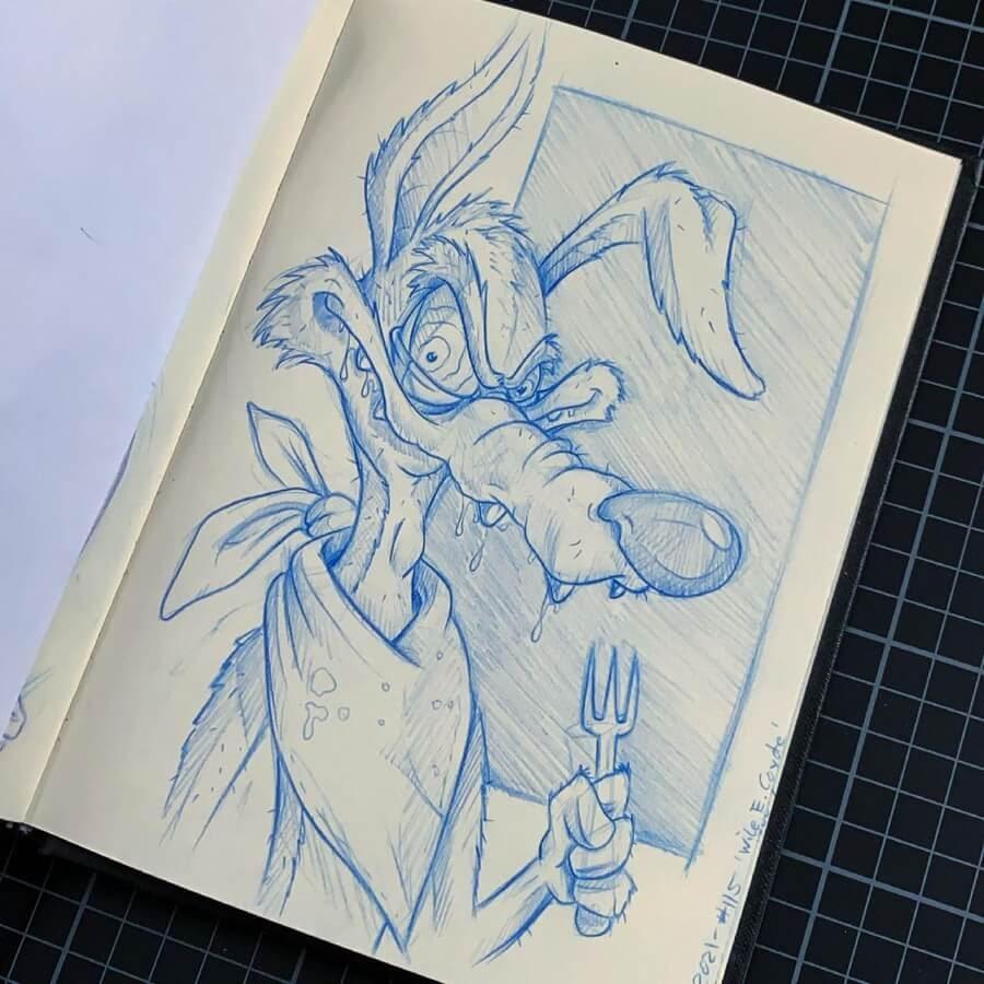 03-Wile-E-Coyote-Christof-Groll-www-designstack-co