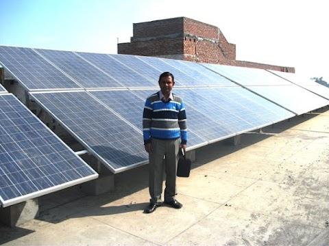 ऑन ग्रिड सोलर सिस्टम क्या है, इसके फायदे और नुकसान क्या हैं What is on grid solar system, what are its advantages and disadvantages