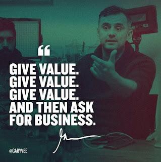 Kalau kamu mau jadi seorang pengusaha atau pebisnis 65 Kata Bijak Bahasa Inggris, Gary Vaynerchuk Quotes dan Artinya