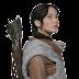 PNG Katniss Everdeen/ Jogos Vorazes