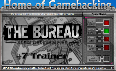 Get your trainer for The Bureau XCOM Declassified and enjoy playing.