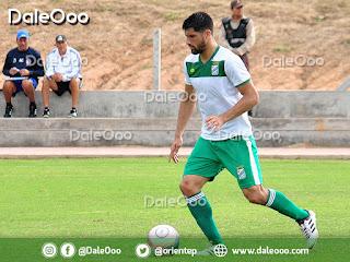 Matías Duffard disputó su primer partido amistoso con Oriente Petrolero - DaleOoo