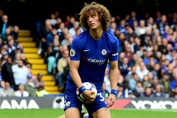 Menangkan Derbi London, David Luiz Yakin Chelsea Sudah Bangkit