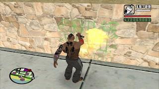 مود اماكن رش الجدران GTA SA