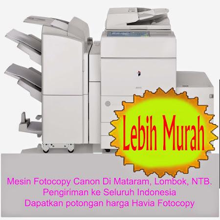 Potongan Harga Mesin FotoCopy Di Mataram, Lombok, NTB