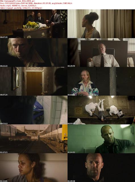 Blitz DVDRip Subtitulos Español Latino 2011 Descarga 1 Link
