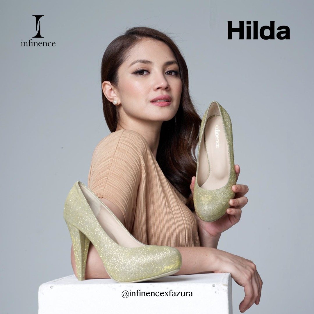 Infinence Hilda Shoes