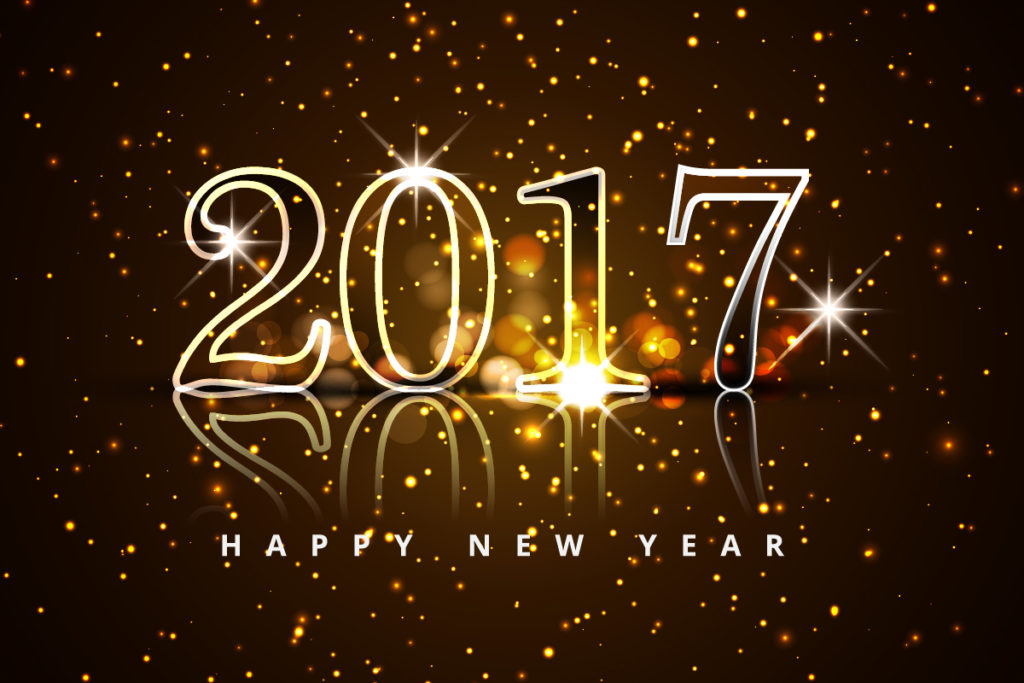 Welcome 2017 happy new year pictures