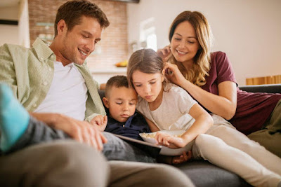 Consigue calidad convivencia familiar