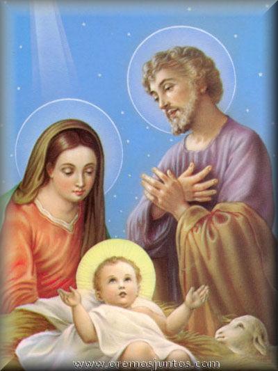 Imagenes Sagrada Familia Navidad.Cristomania La Sagrada Familia 30 De Diciembre O El