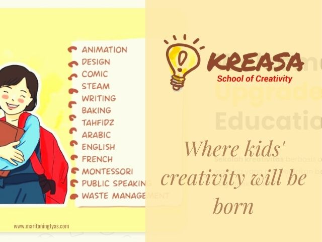 kreasa school of creativity