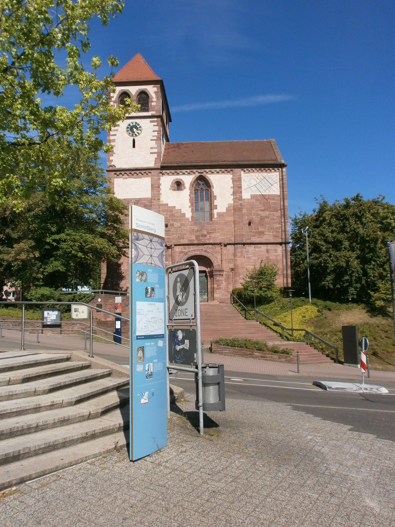 Schlossberg Pforzheim