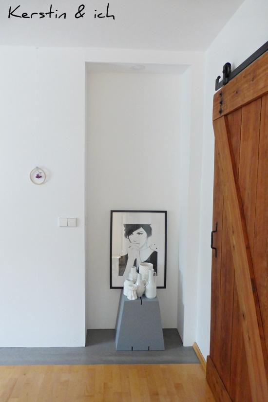 Deko Black and White DIY-Scheunentor Barndoor Buchstabenhocker Artcanbreakyourheart