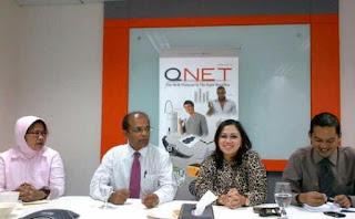 Direksi Perusahaan QNET Mangkir Lagi