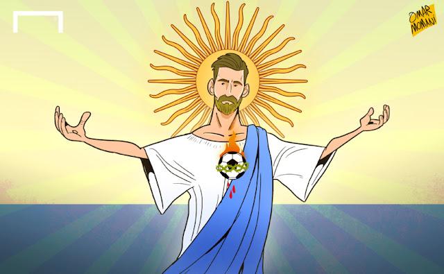 Messi-ah El Messías