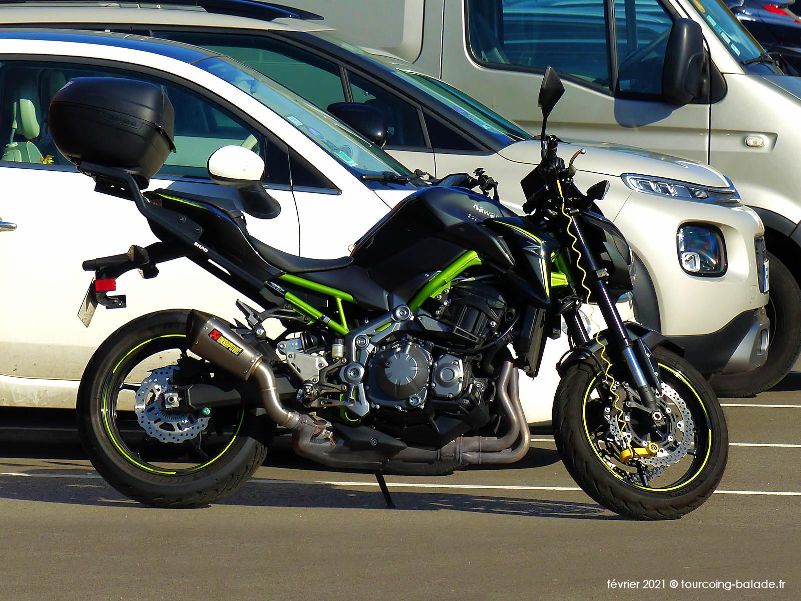 Moto Kawasaki, Tourcoing 2021