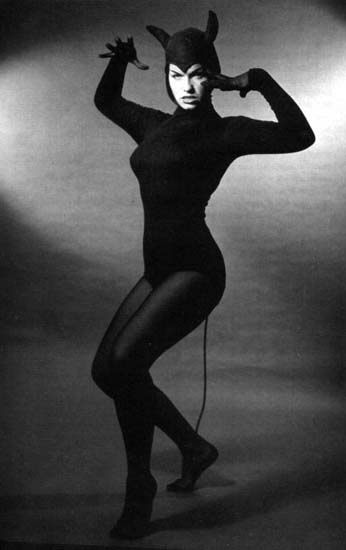 Betty Page Photos: KeeperofStories: SACRED STORY: Betty Page As Catwoman