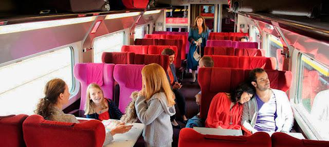 Passagens de trem em Amsterdã e toda a Europa