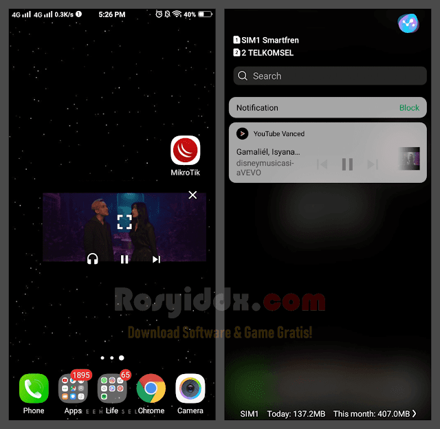 Download YouTube Premium [No Ads] Mod APK Terbaru