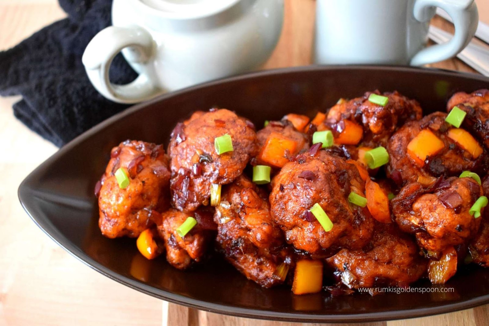 Gobi Manchurian Recipe How To Make Gobi Manchurian Rumki S Golden Spoon